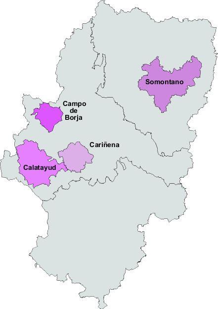 Aragon wines 2007