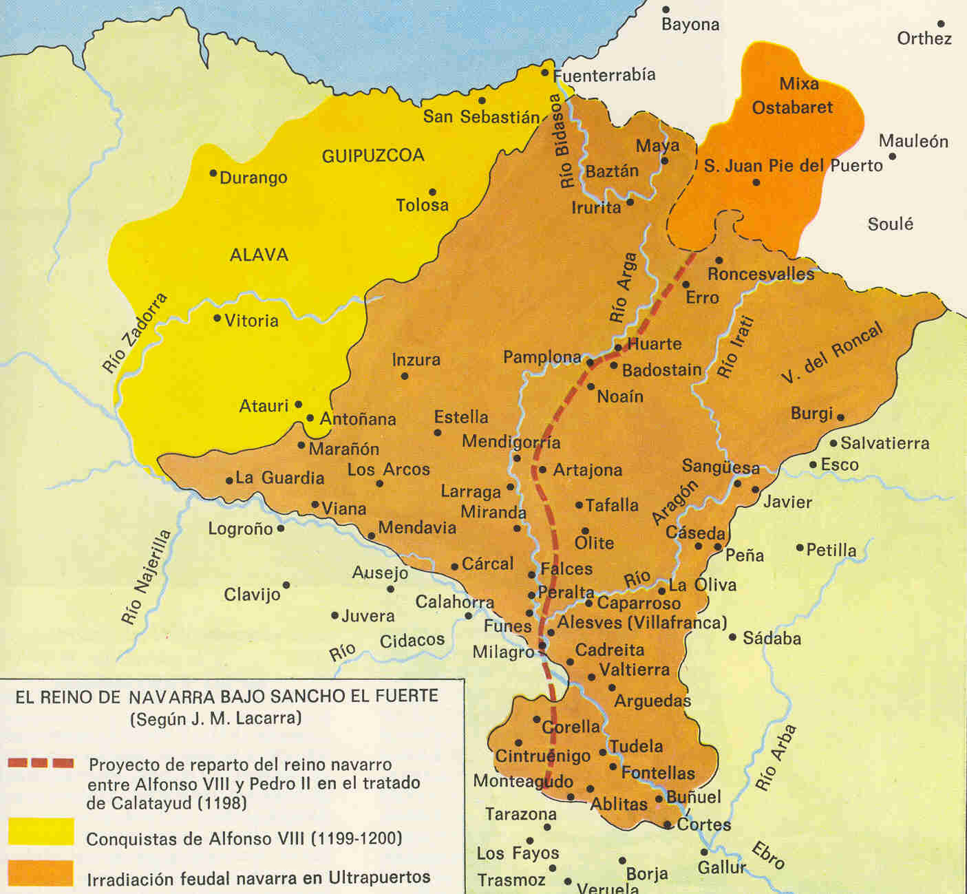 Kingdom of Navarre under Sancho VII