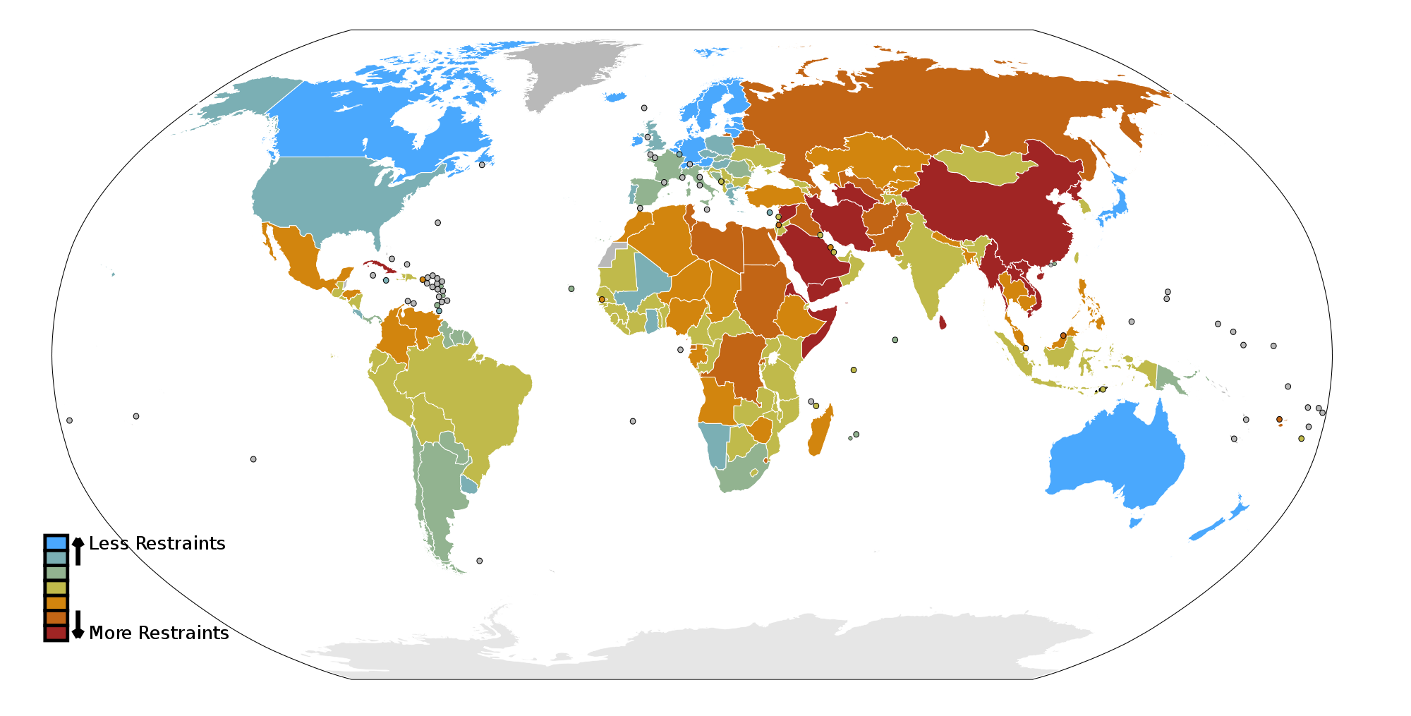 Press Freedom in the World 2009