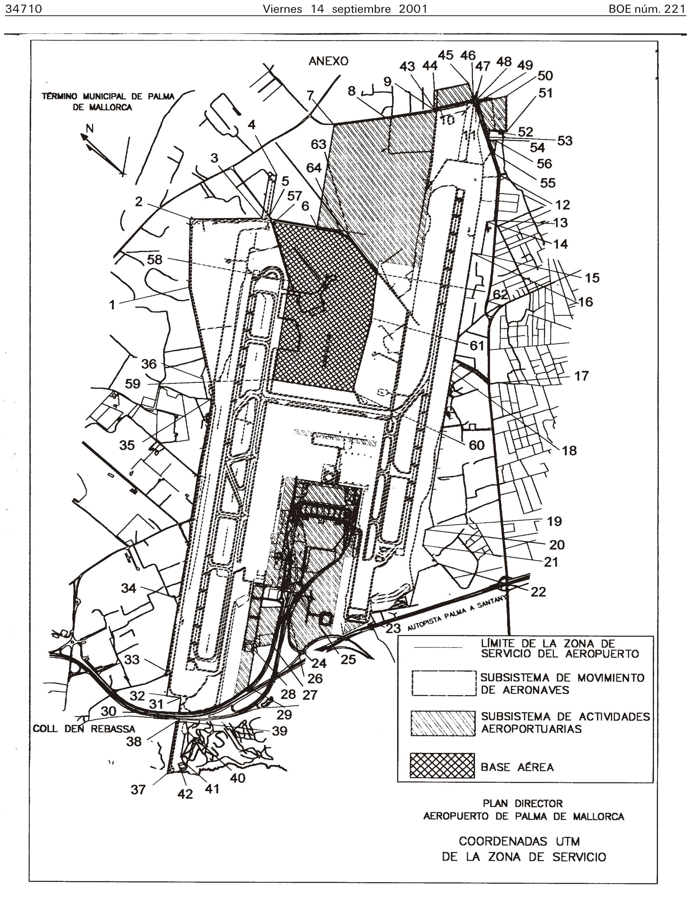 Palma de Mallorca Airport 2001