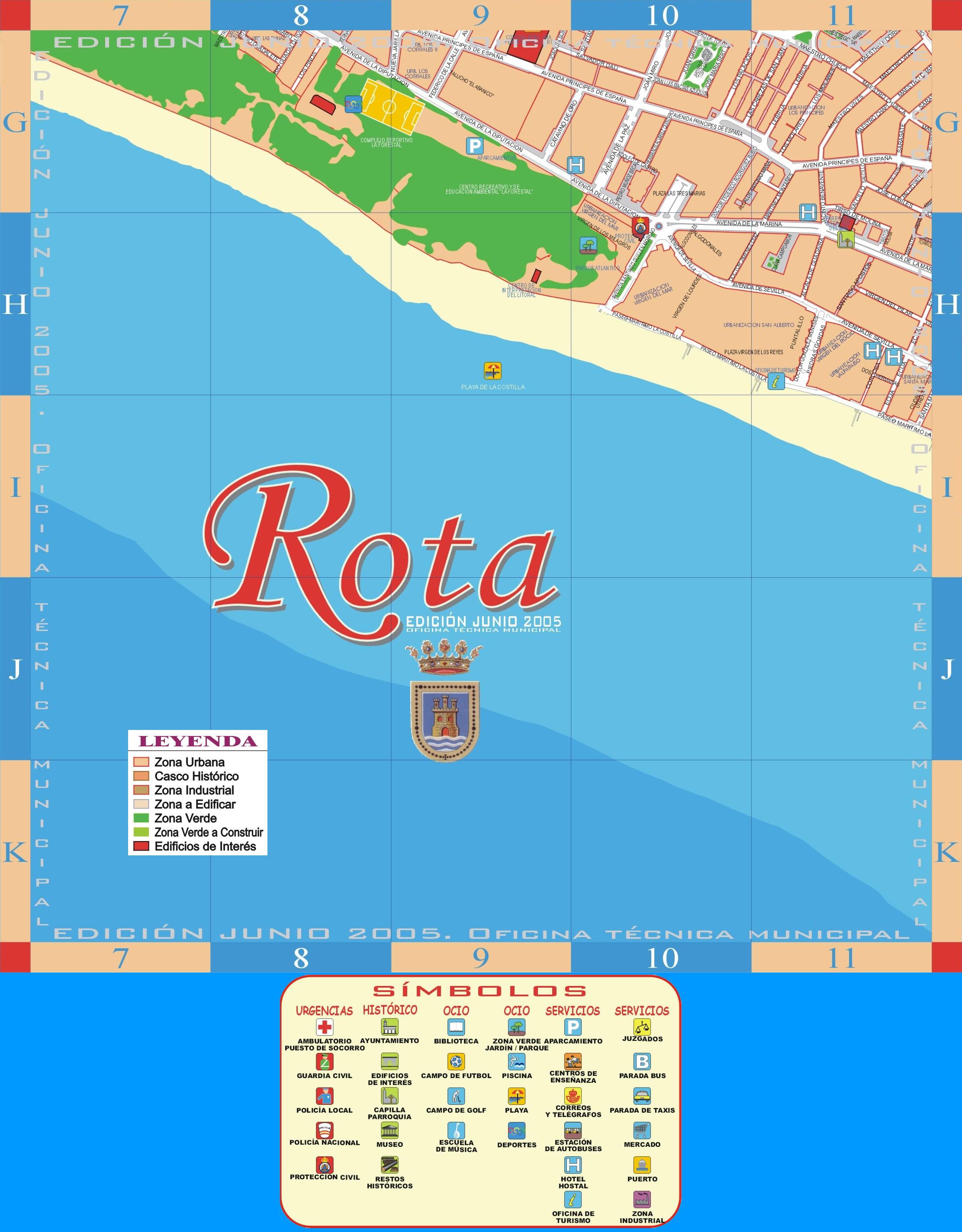 Mapa de Rota 2005 - parte 4