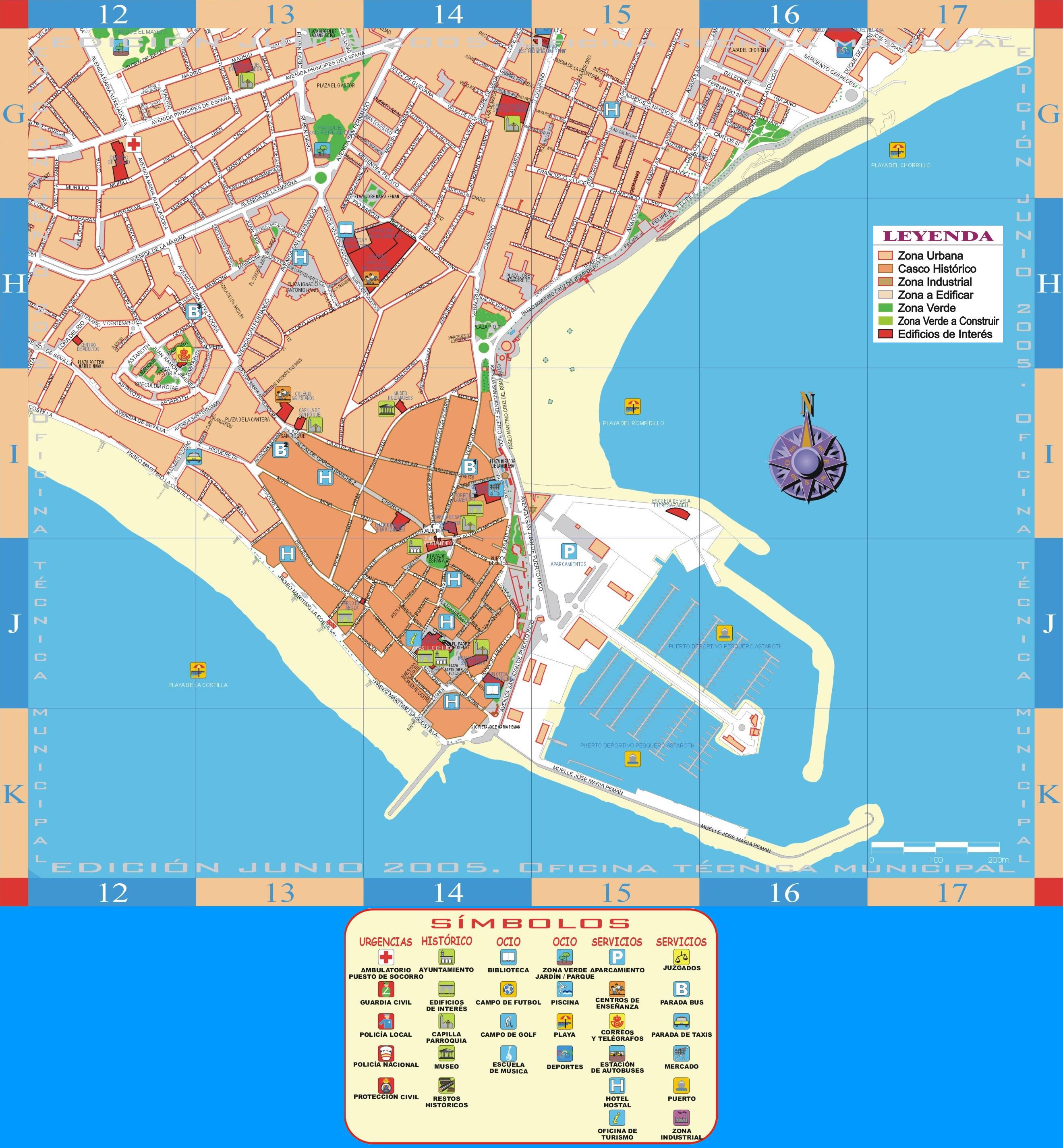Mapa de Rota 2005 - parte 5