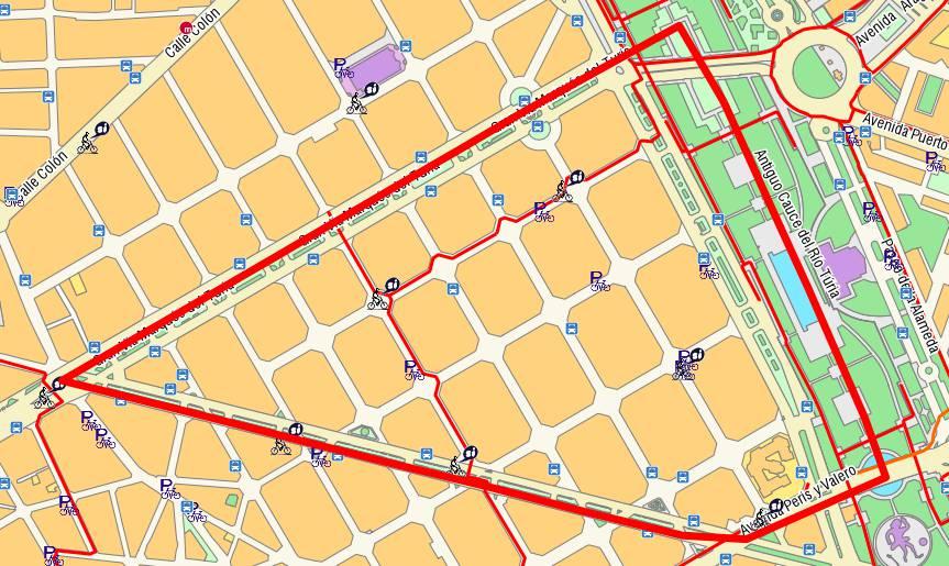 Barrio de Gran Via, Valencia