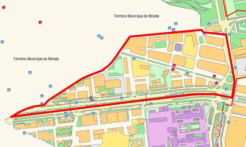 Barrio de Soternes, Valencia