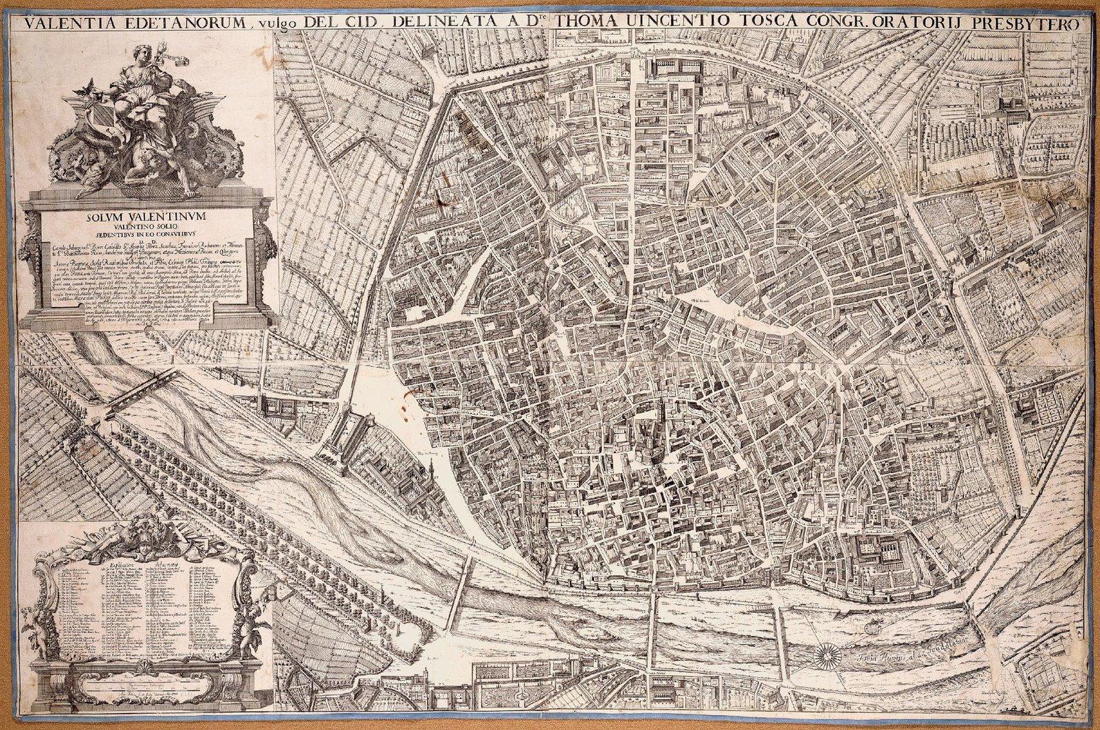 Valentia Edetanorum vulgo del Cid 1738