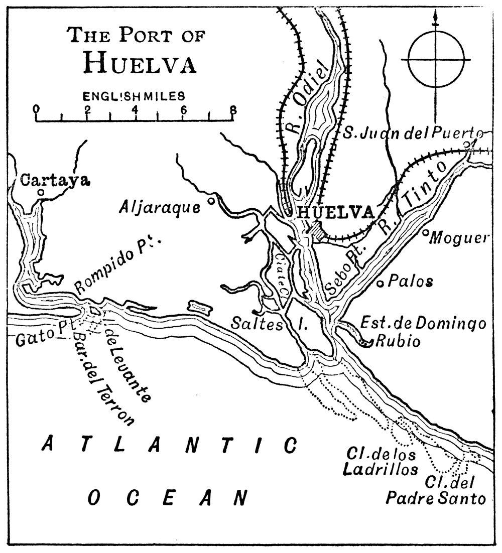 Puerto de Huelva 1906