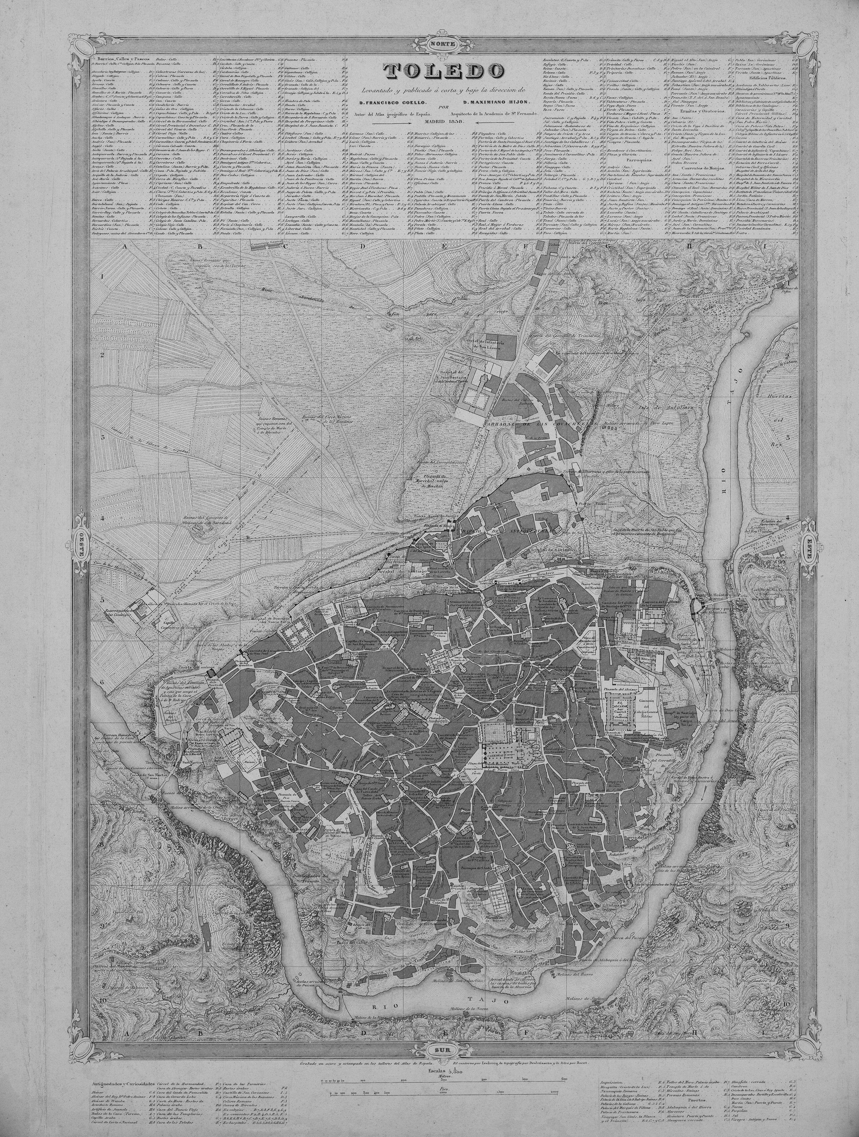 Toledo 1858