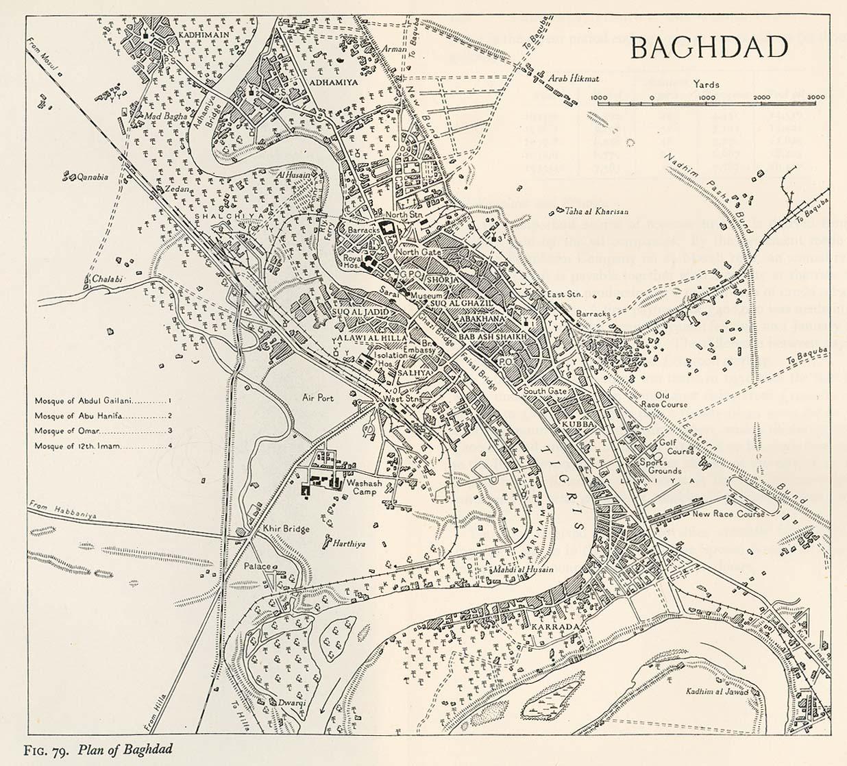Baghdad 1944