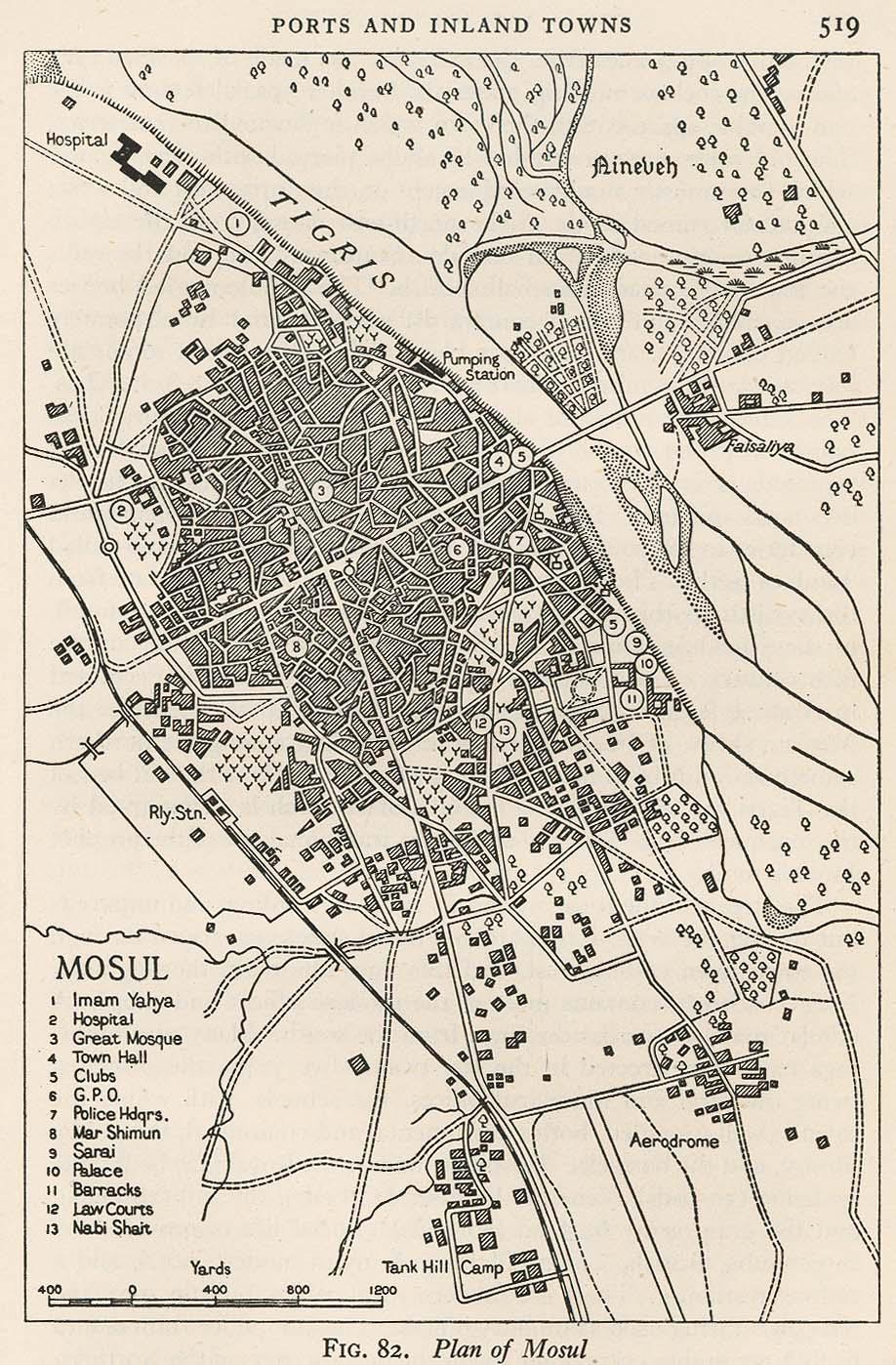 Mosul 1944