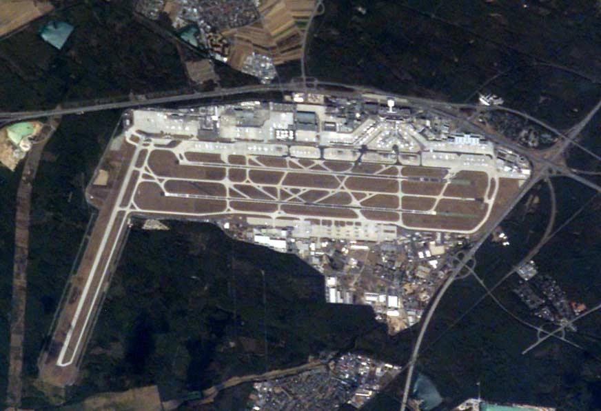 Aeropuerto Internacional de Fráncfort
