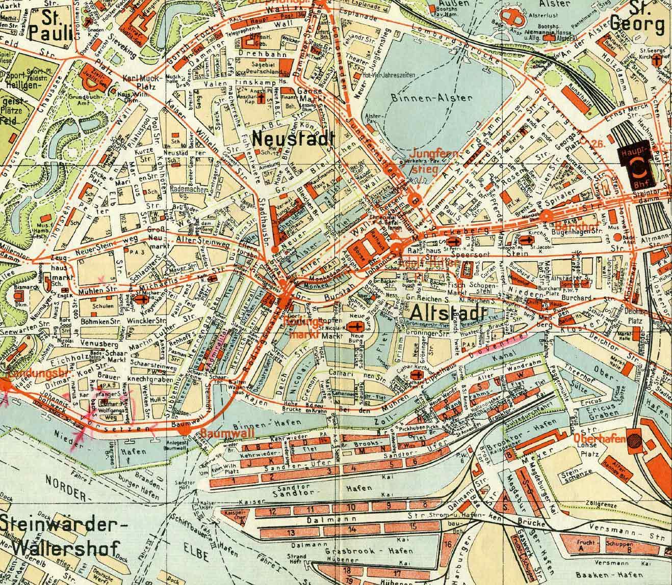 Hamburg 1930