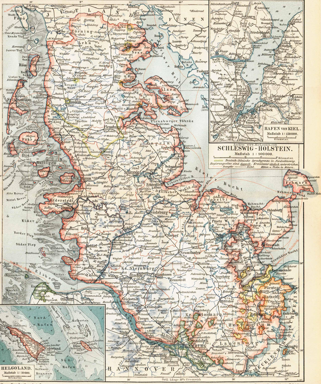 Schleswig-Holstein 1897