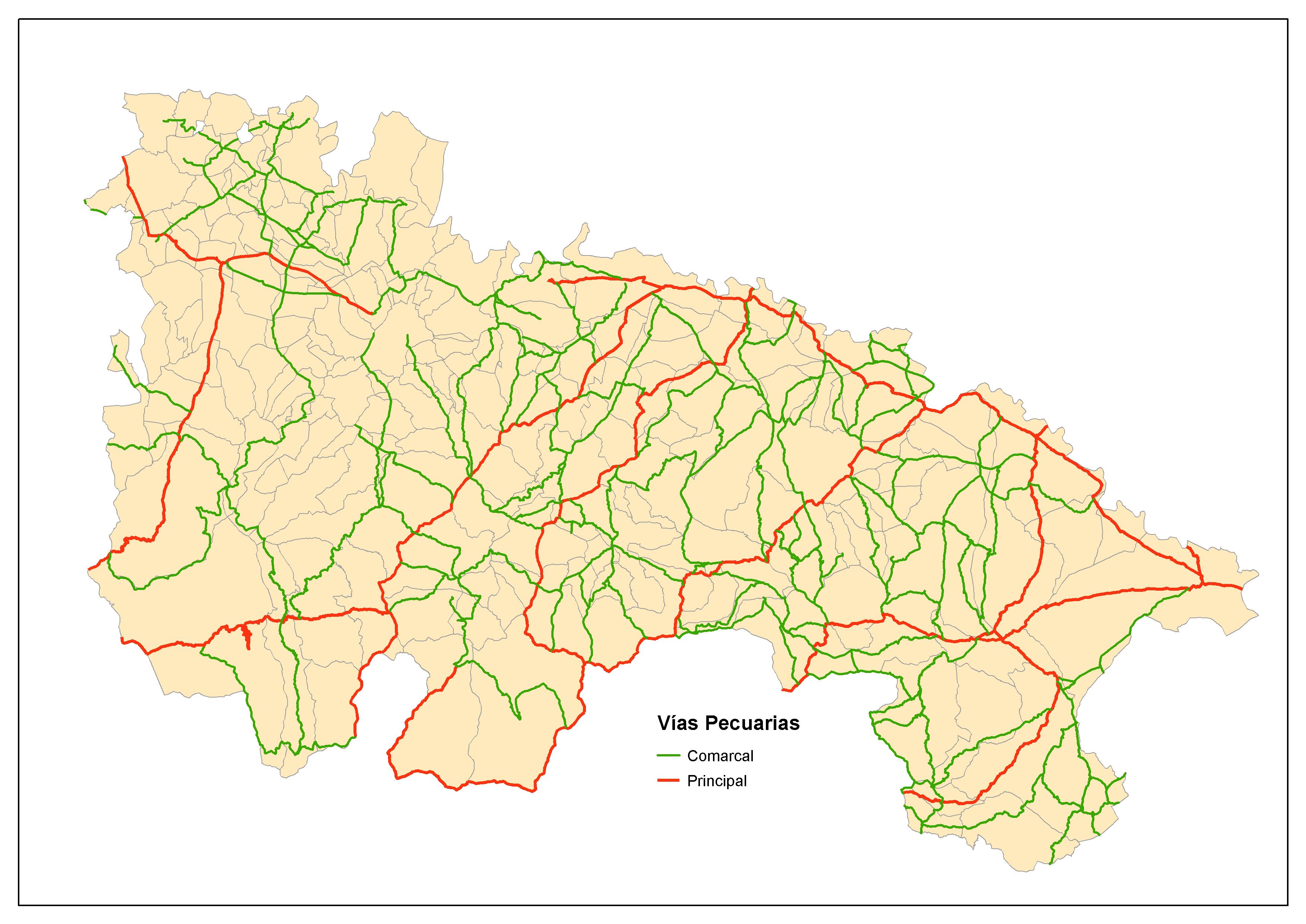 Cattle trails of La Rioja 2007