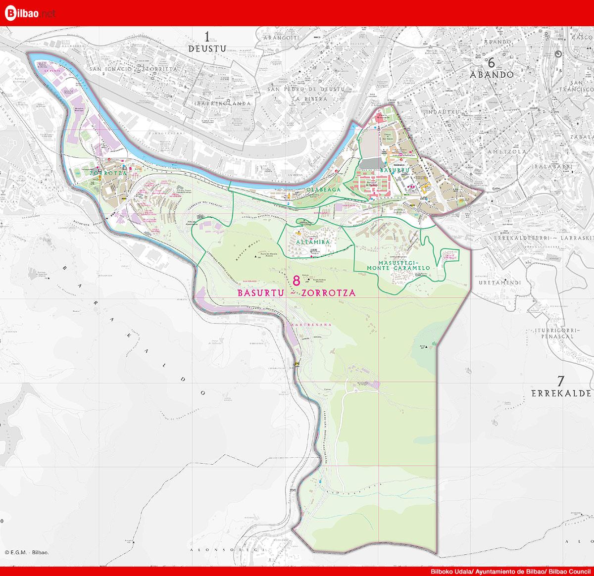 Distrito de Basurto-Zorroza