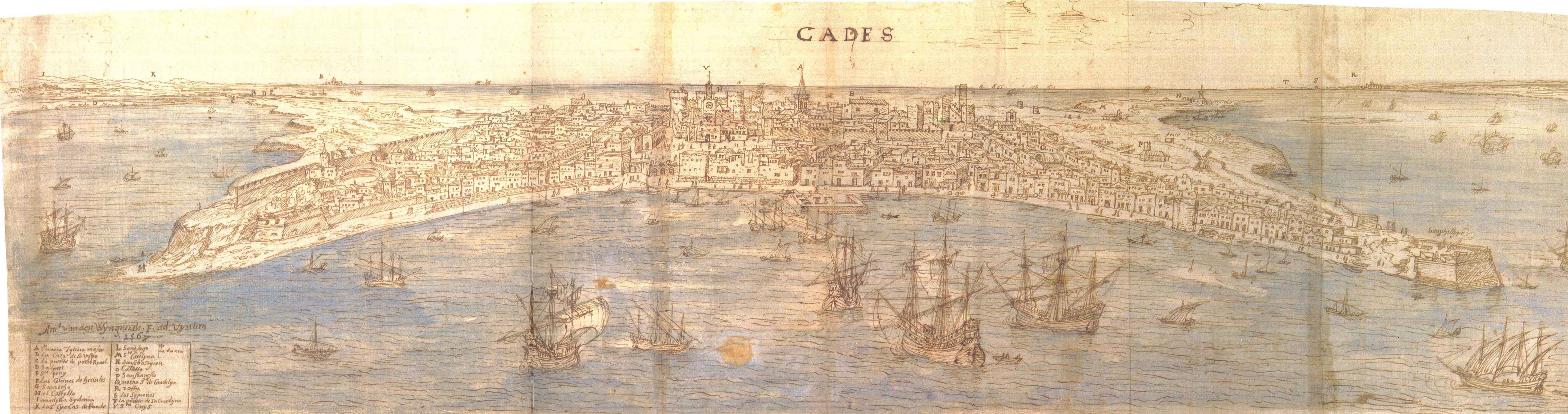 Cádiz 1567