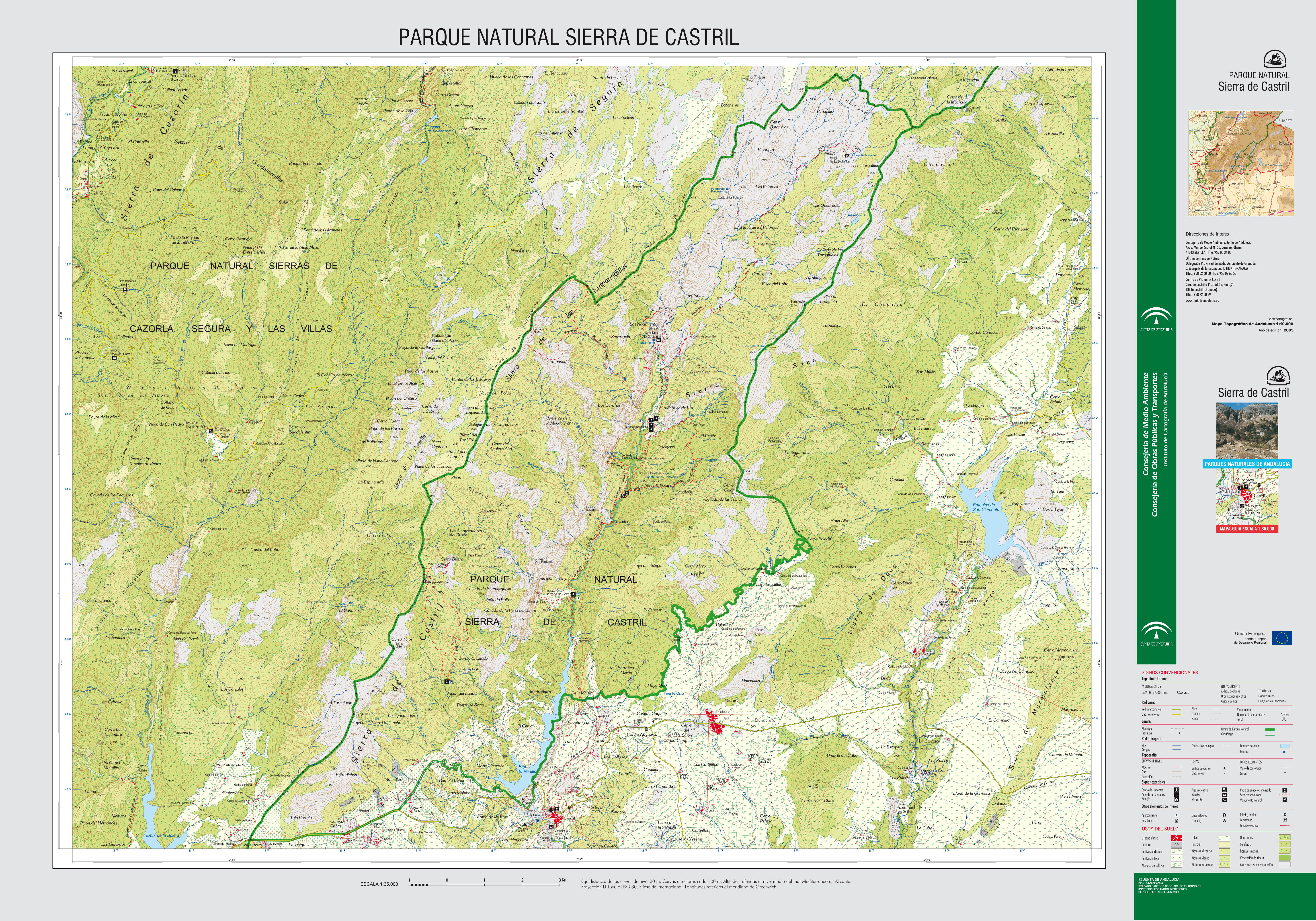 Parque Natural de la Sierra de Castril 2006
