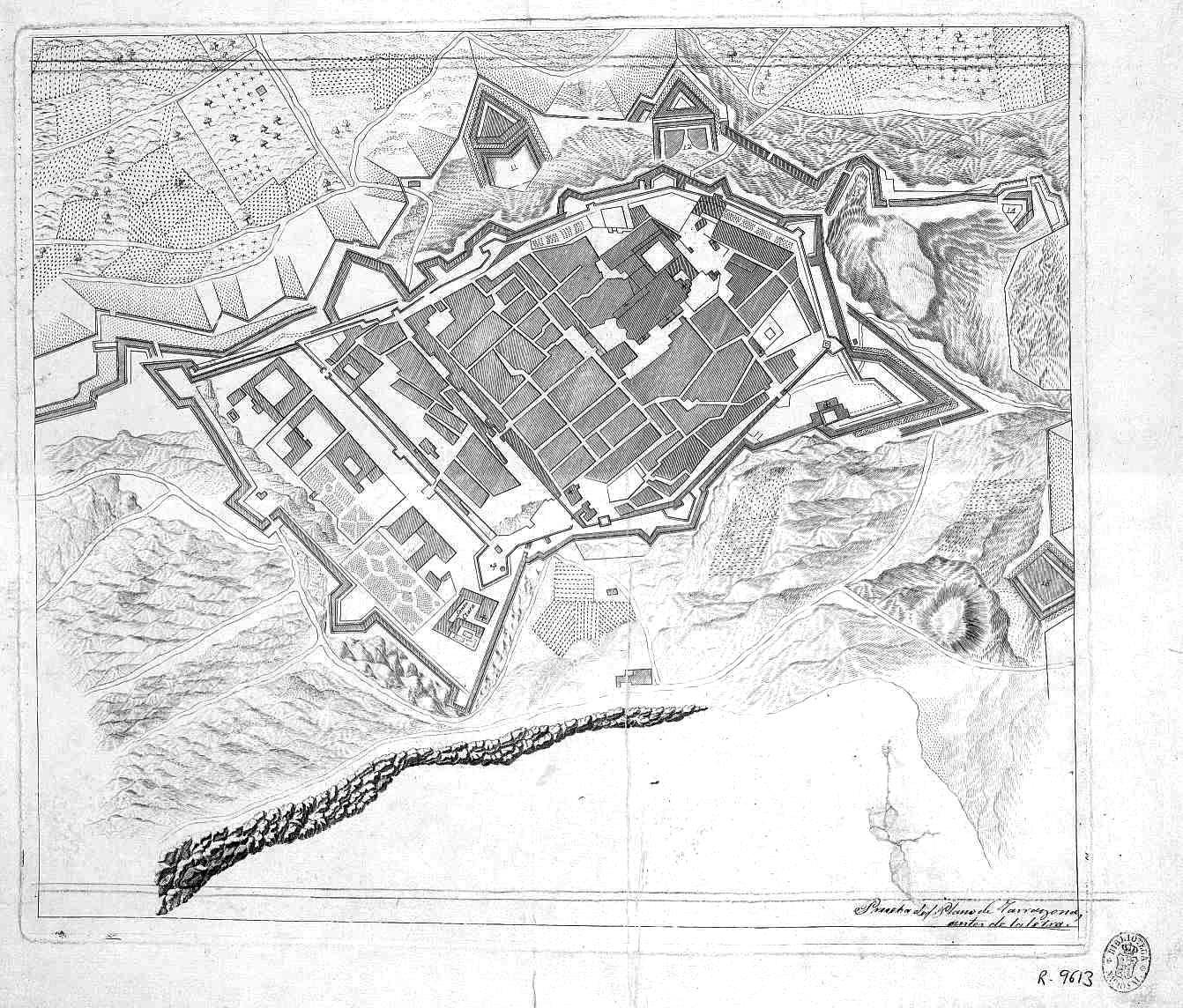 Ciudad de Tarragona 1811