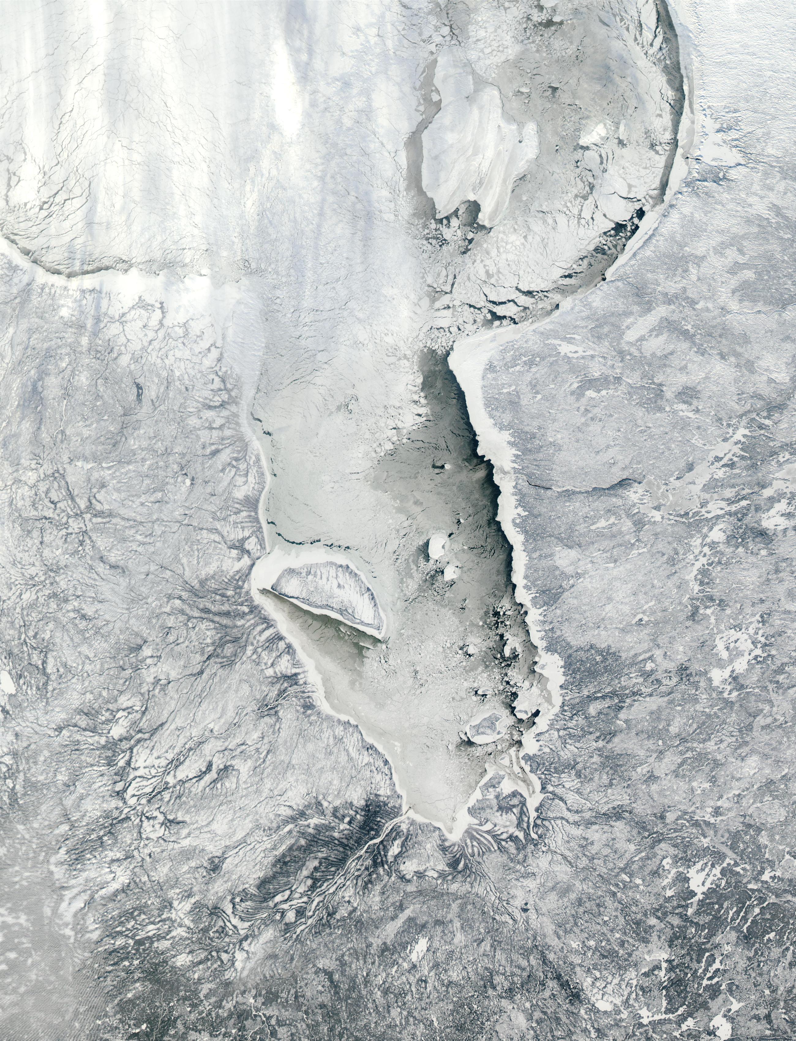 Bahía de James, Canadá