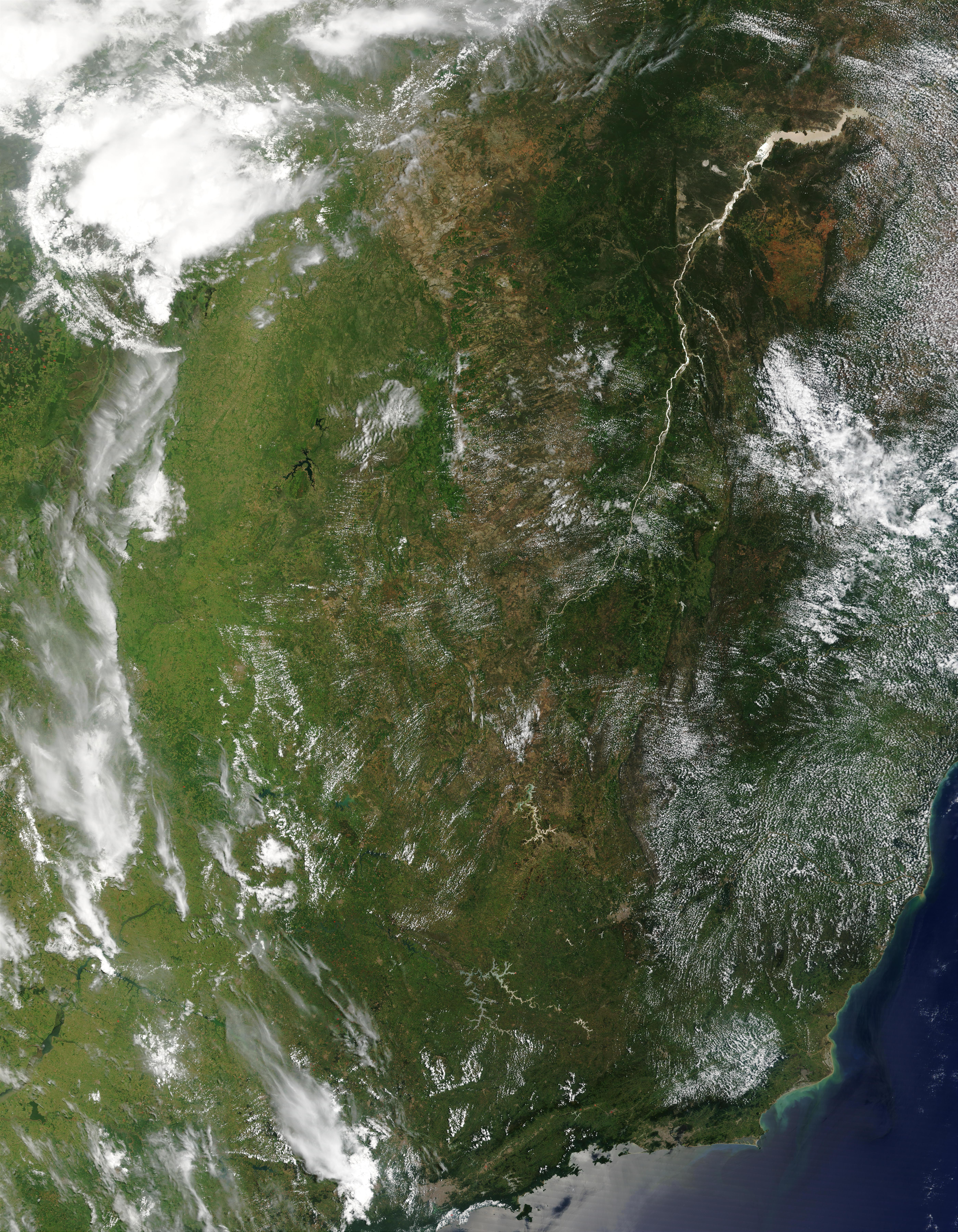 Southeastern Brazil
