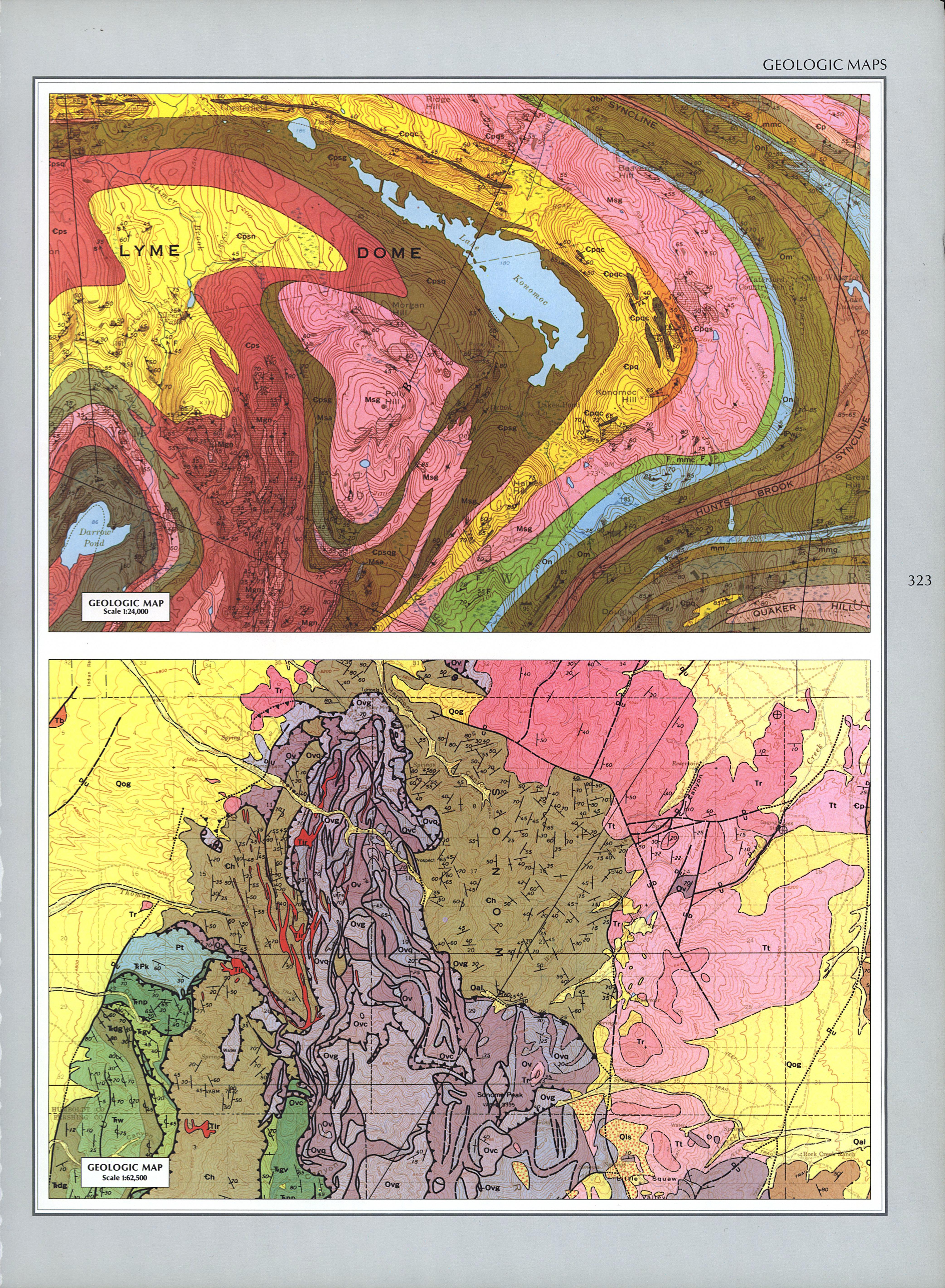 United States Geologic Mapping