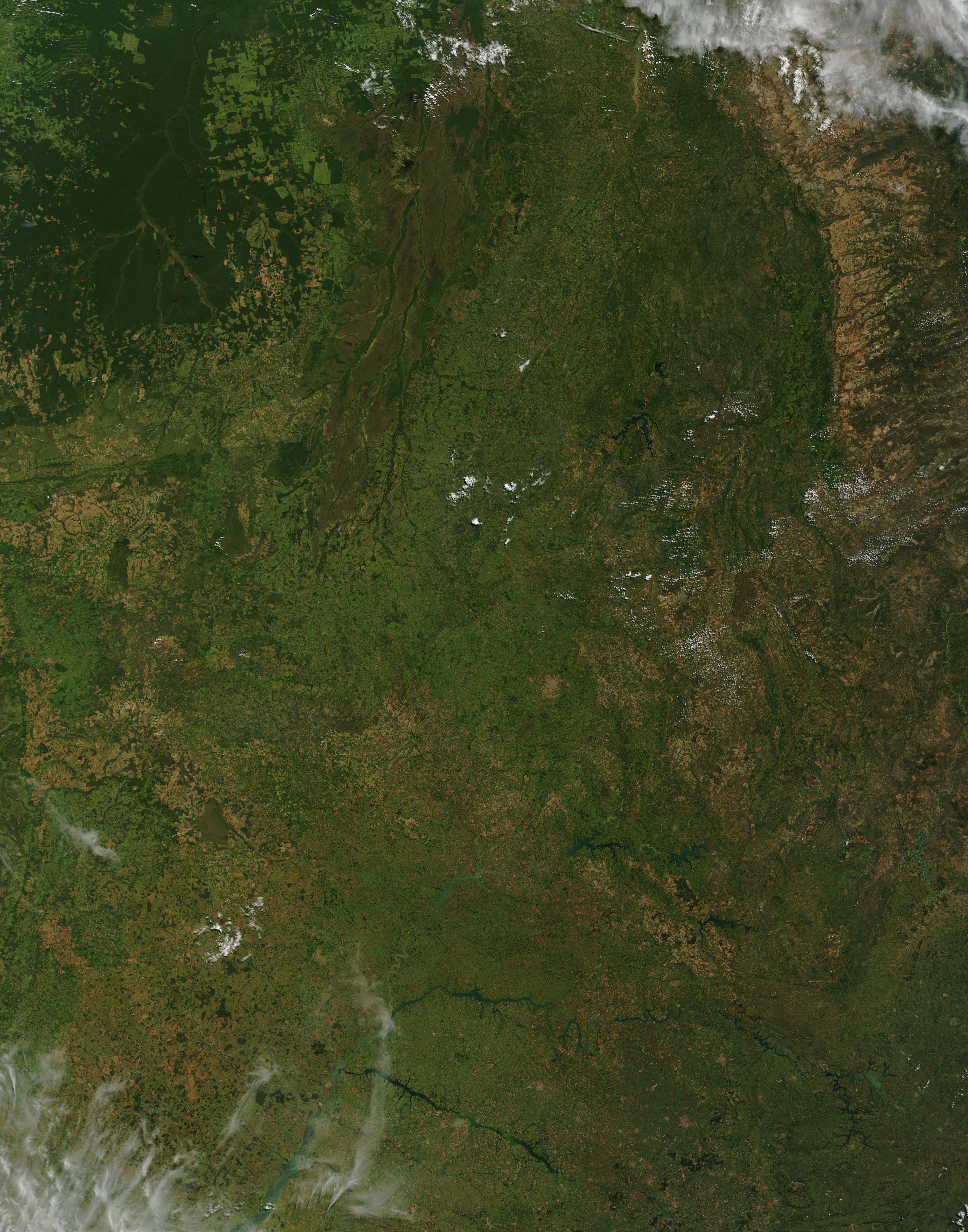 Southcentral Brazil