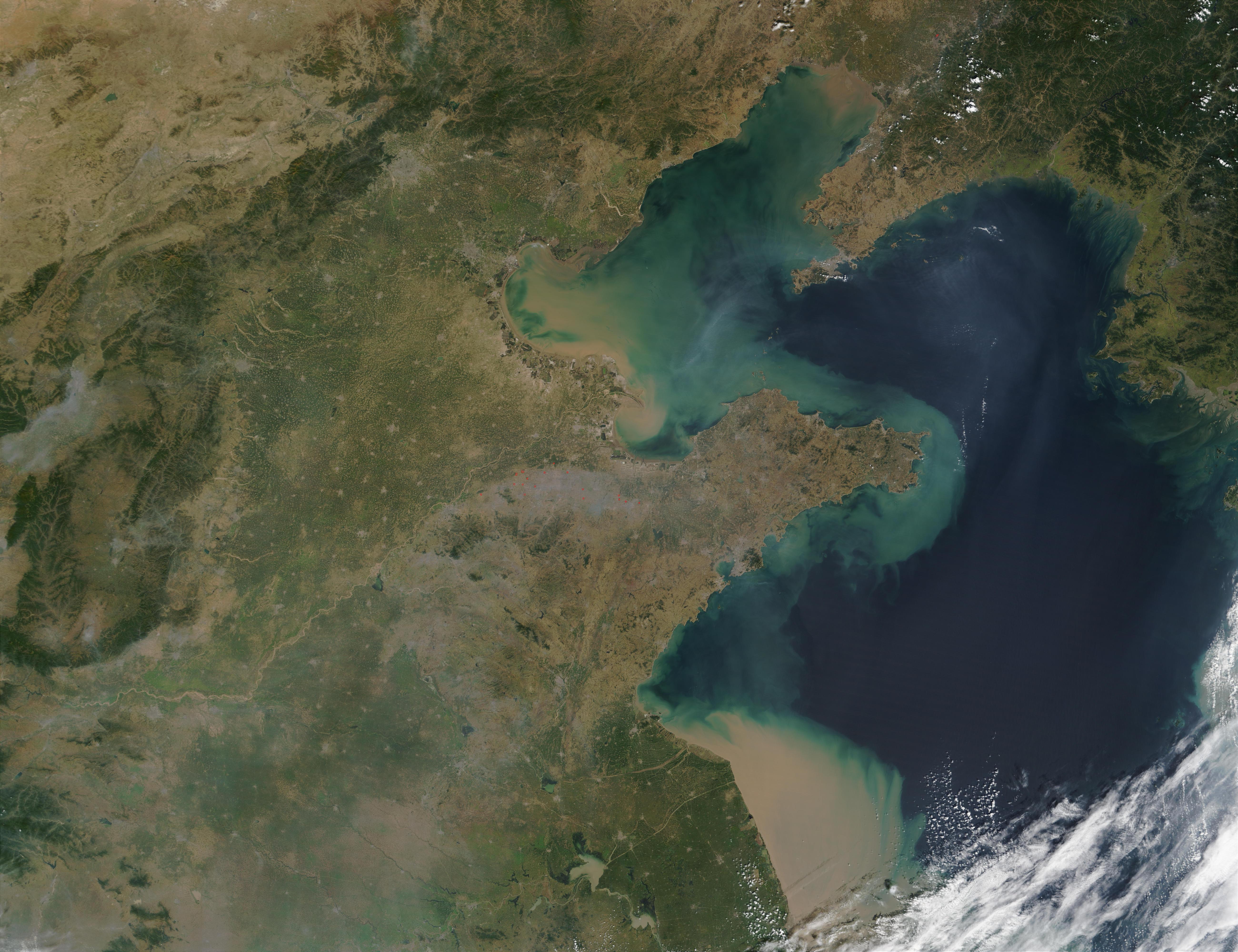 China oriental