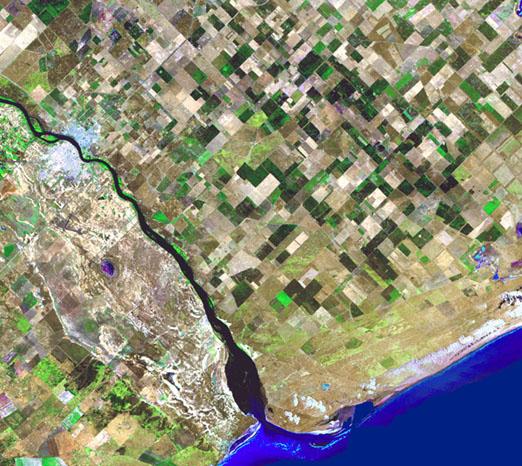 Ciudad de Viedma, Prov. Río Negro, Argentina