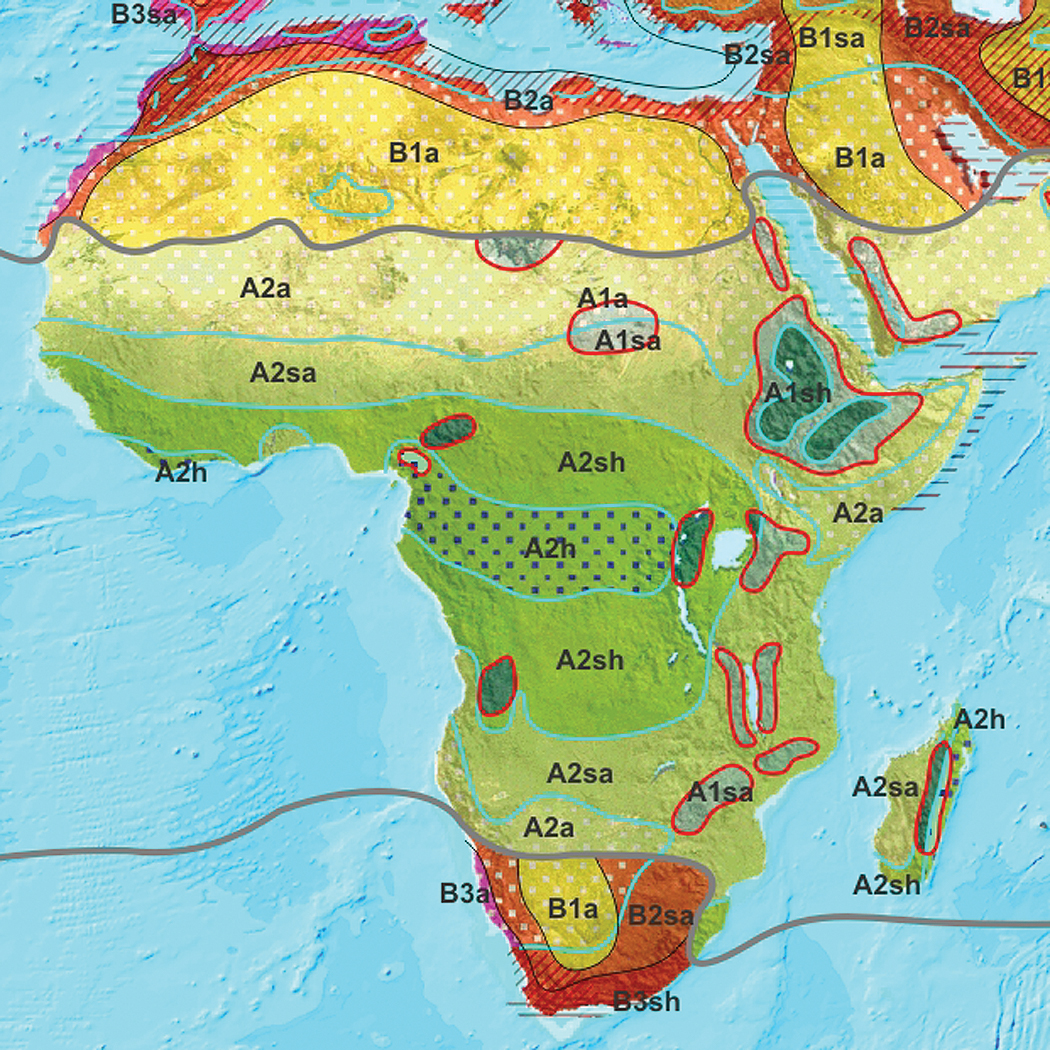 Africa Climate