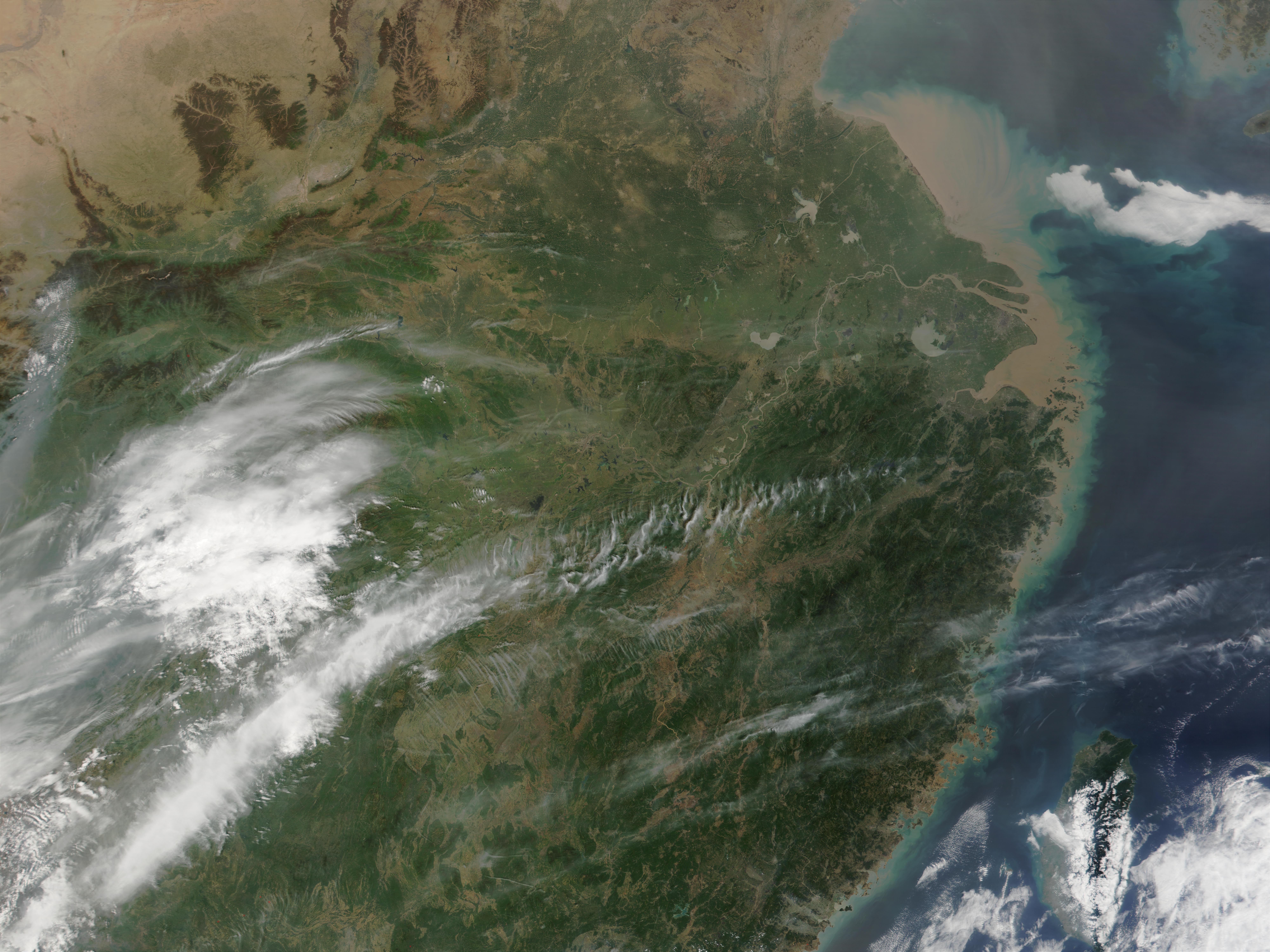 Costa de China
