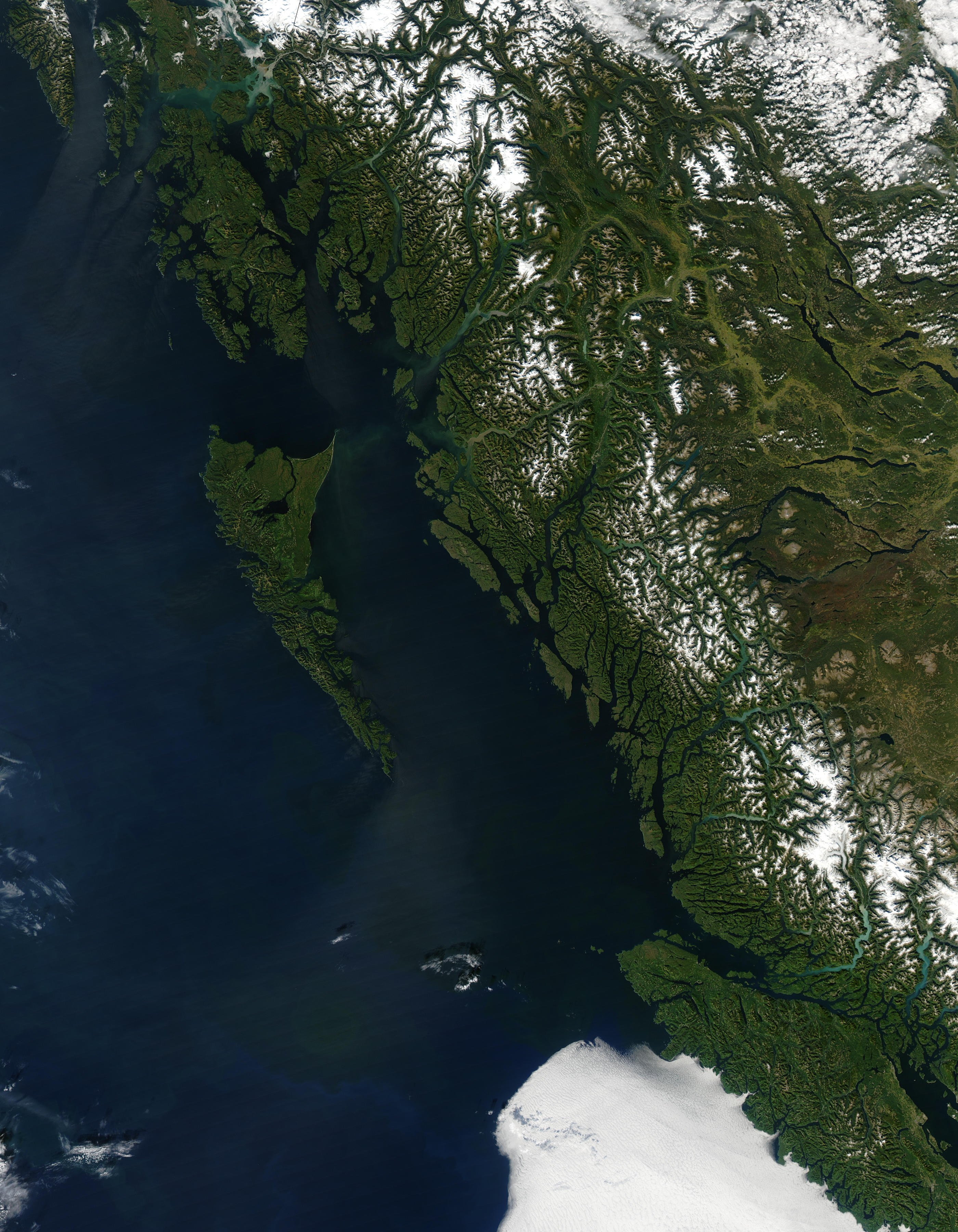 Canada Pacific Coast
