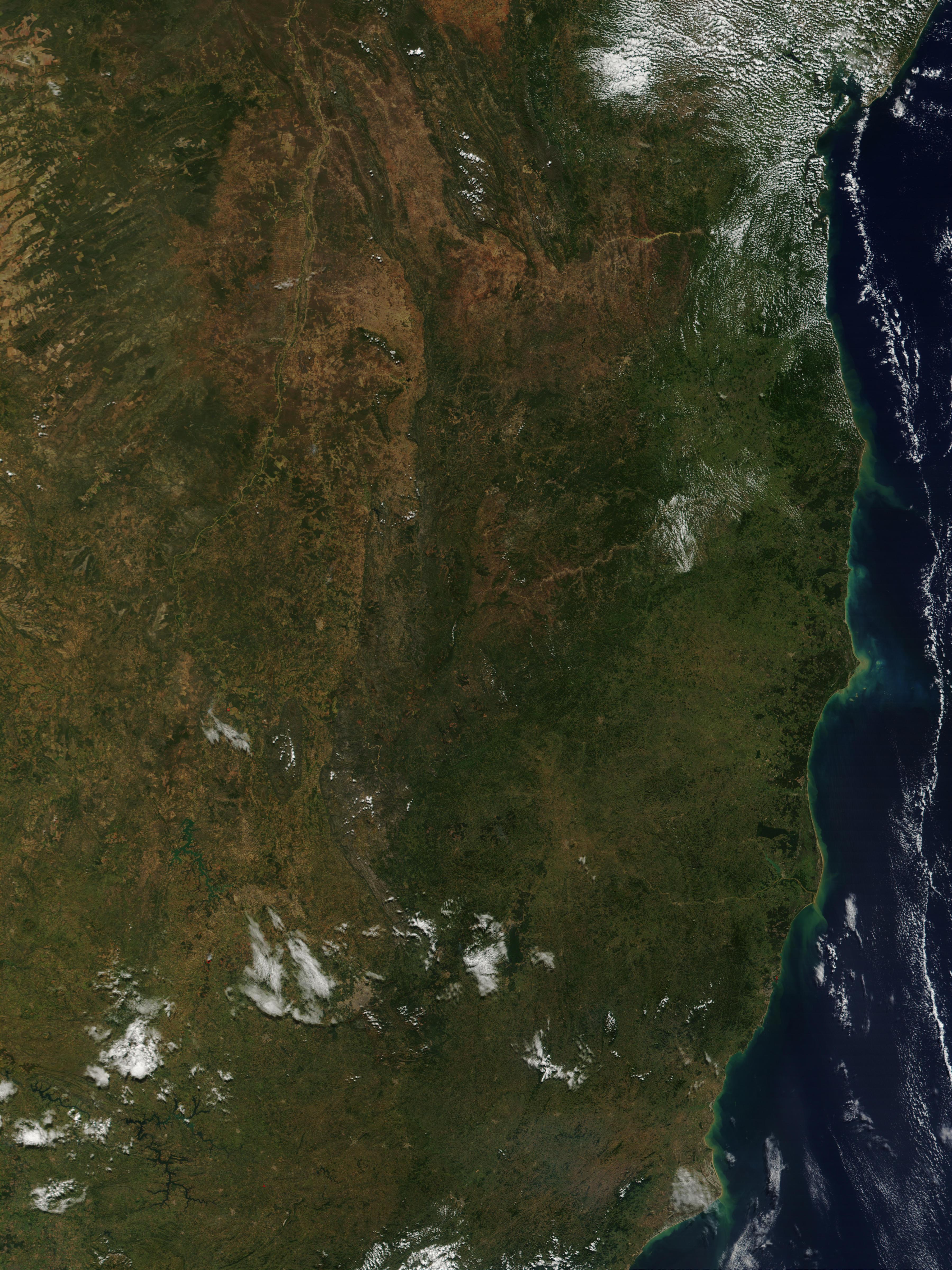 Brazil East Coast