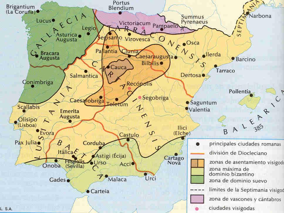 Crisis of the Third Century in Roman Hispania