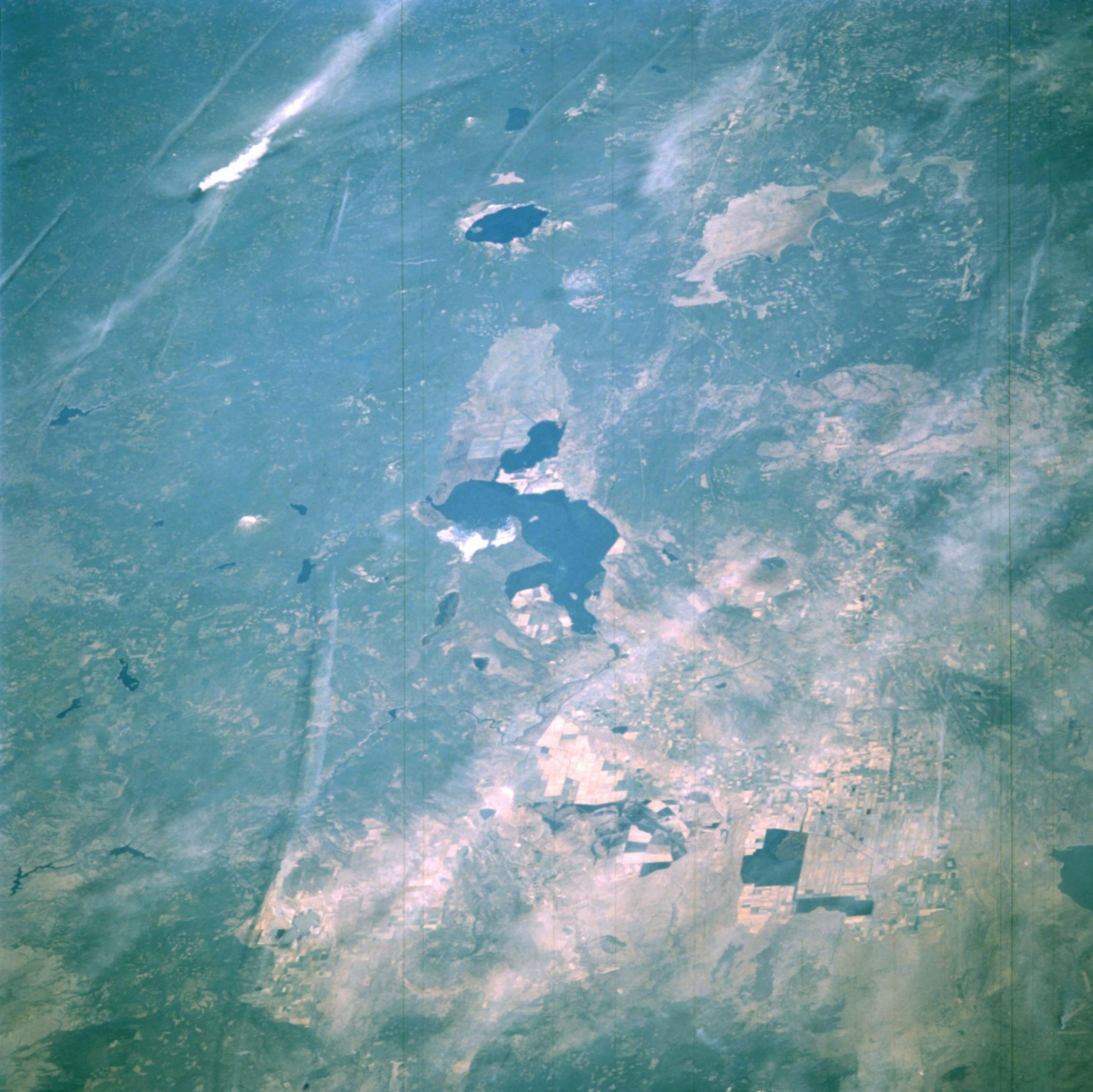 Cuenca del Klamath, California, Oregón
