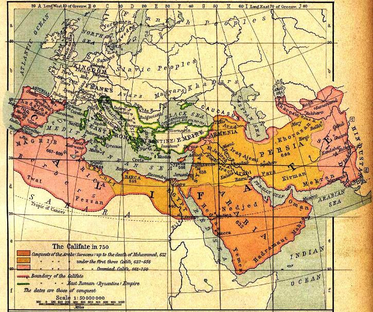 El Califa en 750