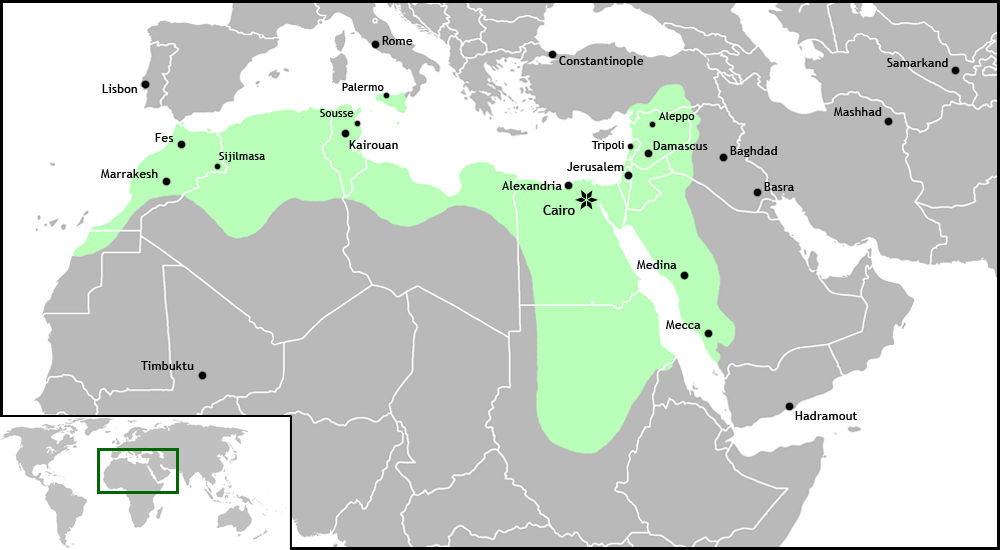 The Fatimid Caliphate 909–1171