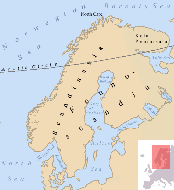 scandinavian peninsula map with 11469 Escandinavia Fennoscandia Y La Peninsula De Kola on Baltic sea moreover Norden as well Calvaryscandinavia blogspot furthermore 483 The Great European Shouting Match together with Unit 1   European Geography.