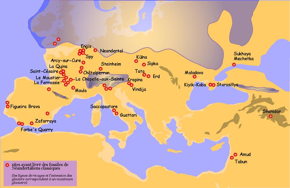 Europa Neandertal