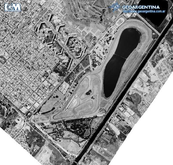 Foto Area del Autódromo Oscar A. Galvez, Buenos Aires, Argentina