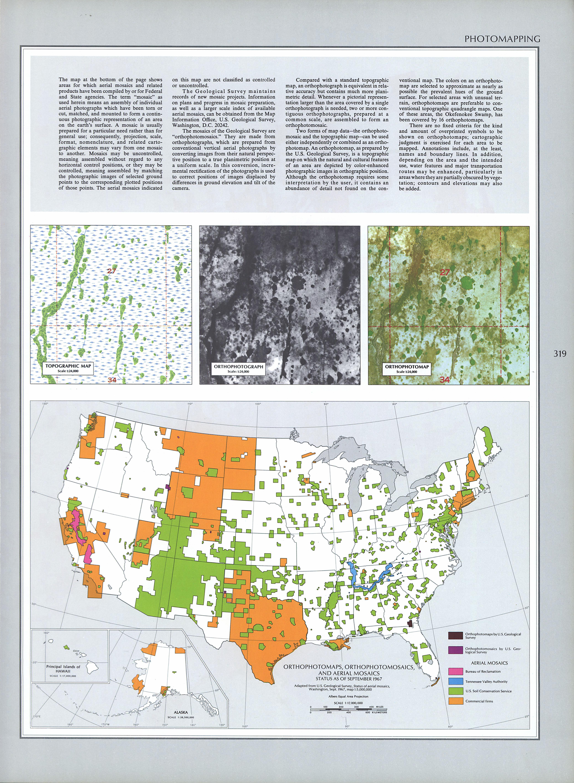 Foto Cartografia de Estados Unidos