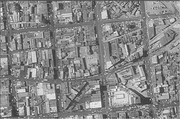 Aerial Image, Photo of Tijuana, Northern Baja California, Mexico