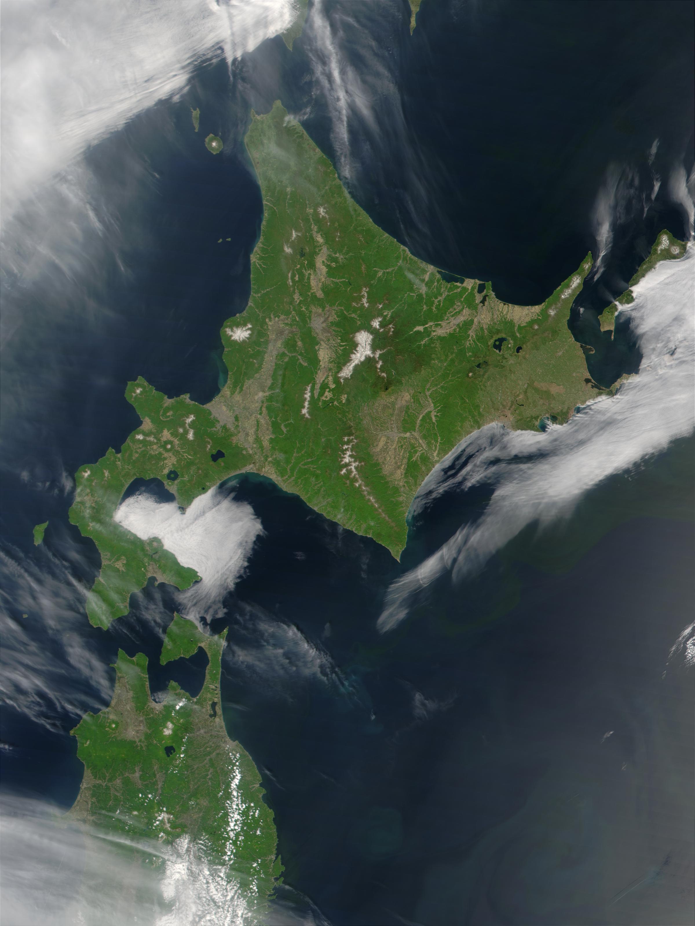 Hokkaido, Japón