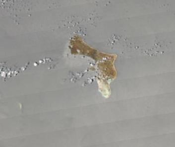 Satellite Image, Photo of Bonaire Island