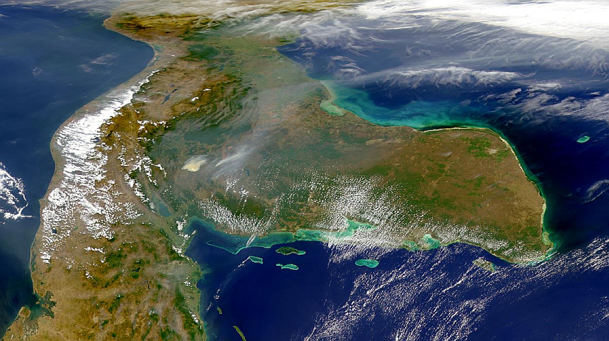 Incendios en Guatemala