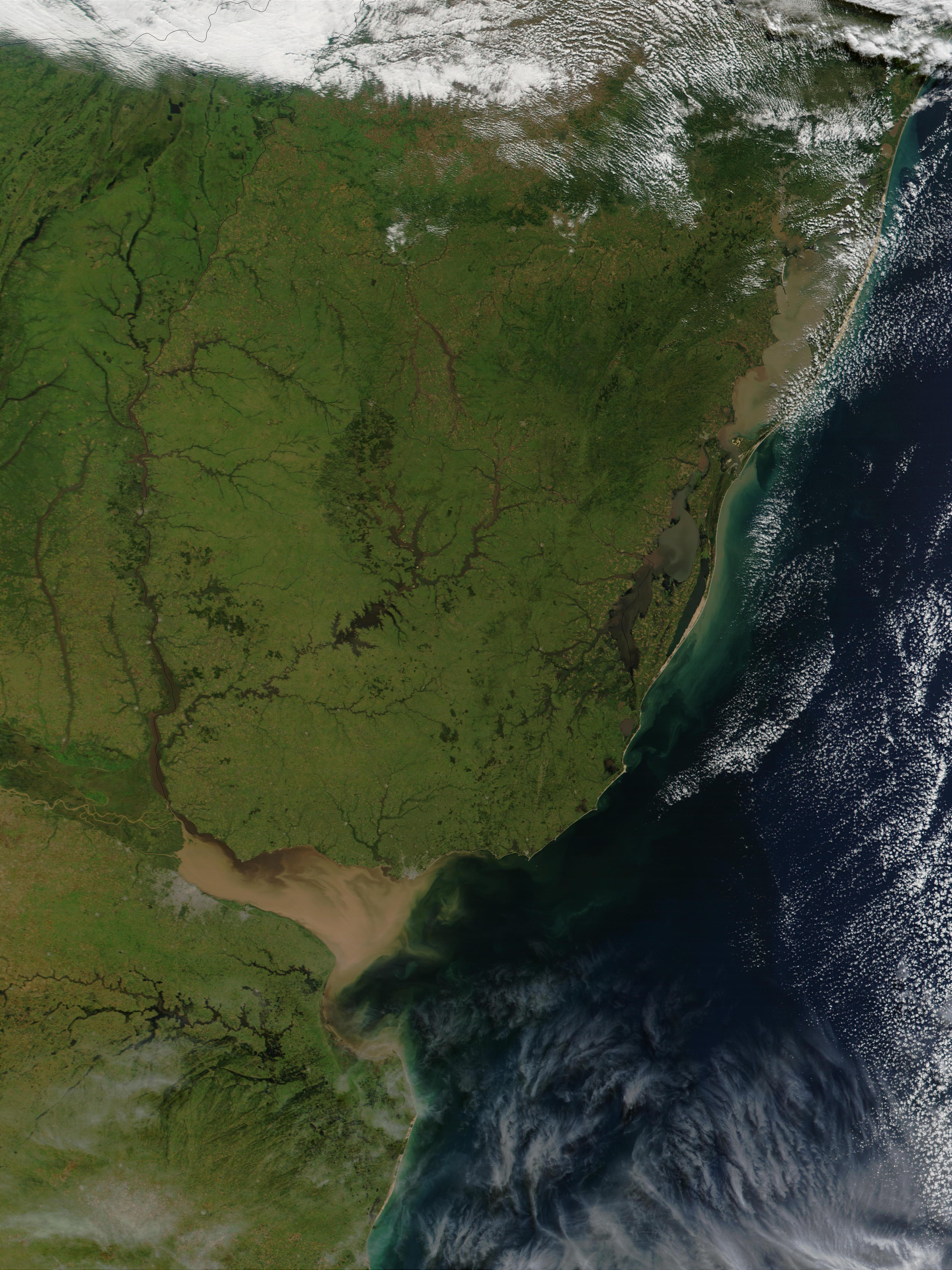 Floods in Uruguay
