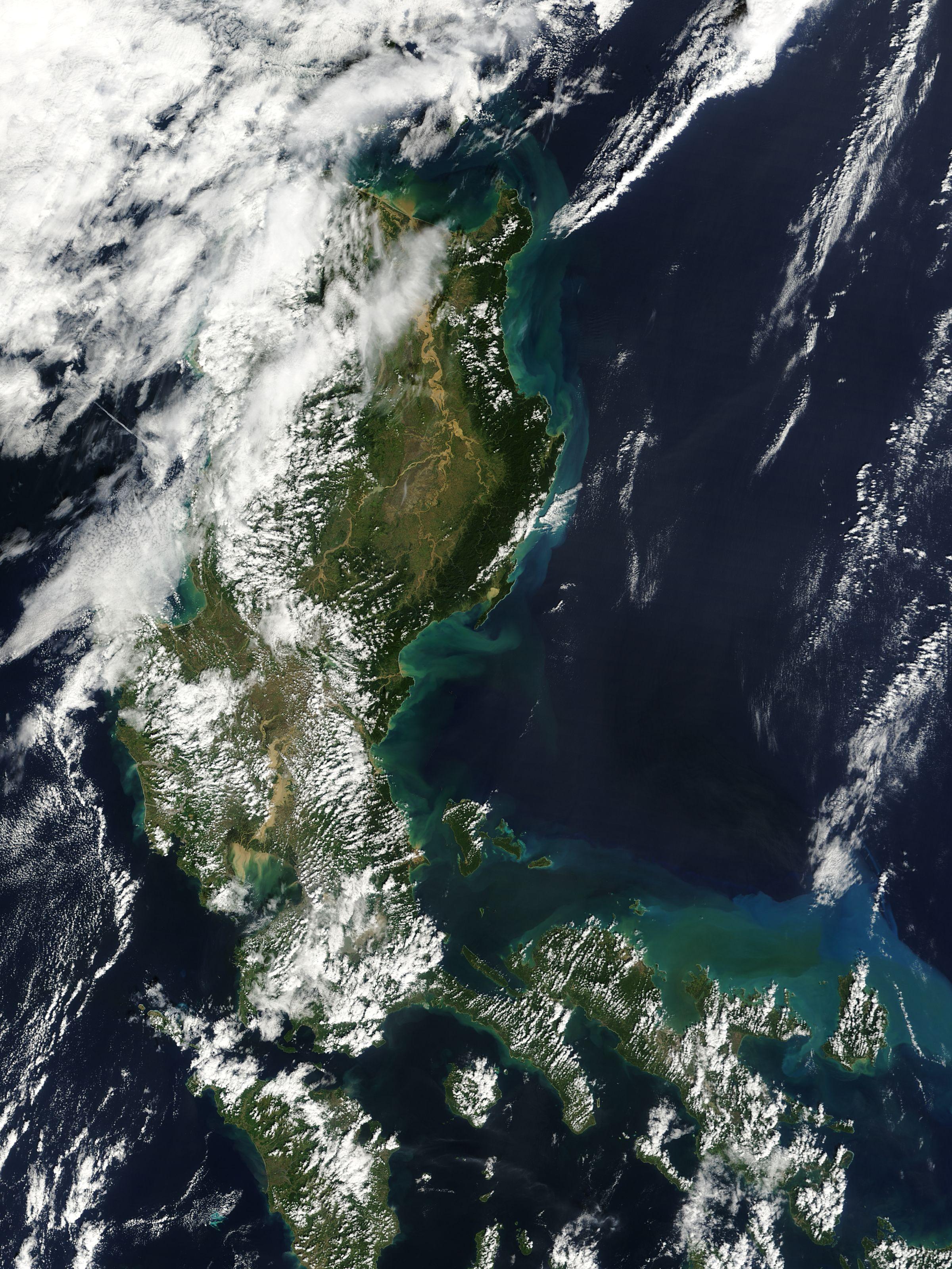 Inundaciones en las Filipinas