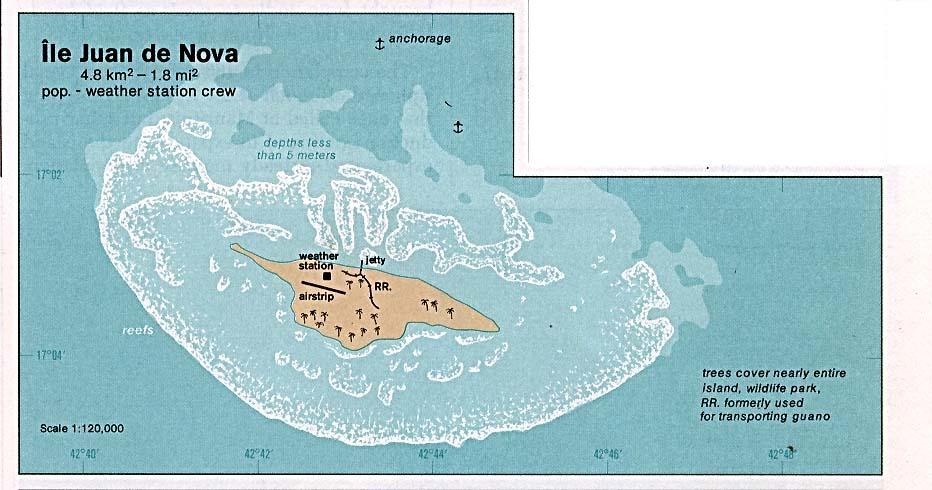 Isla Juan de Nova