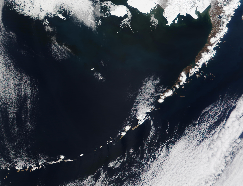 Islas Aleutianas, Alaska
