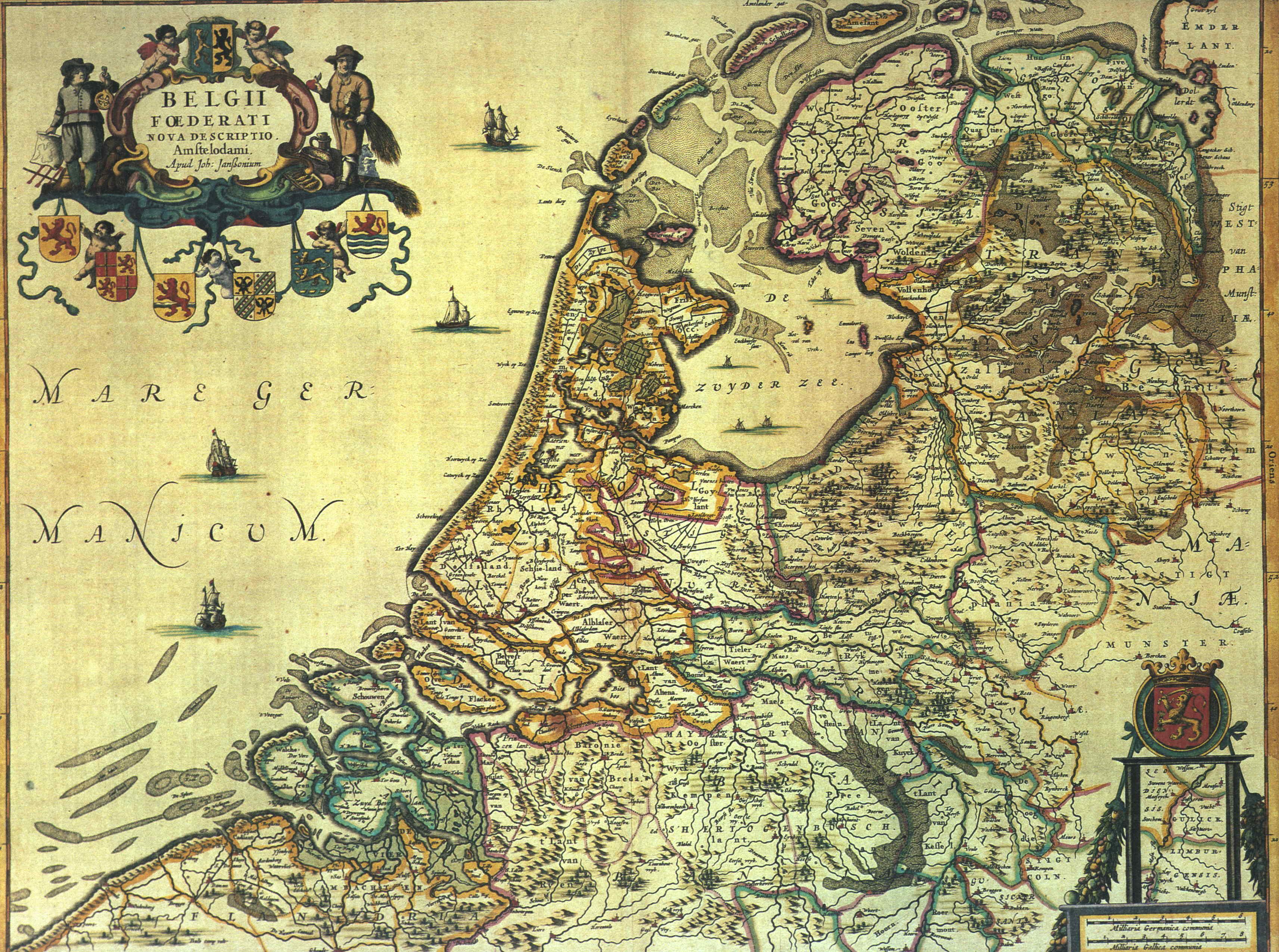 La Guerra de los Ochenta años o Guerra de Flandes 1568 – 1648
