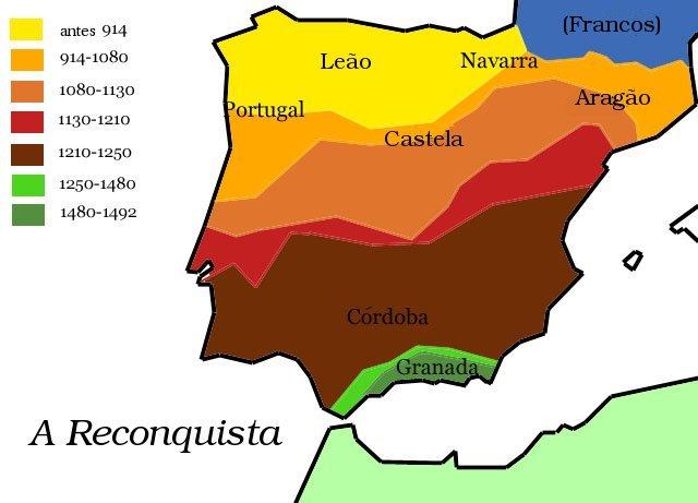 La Reconquista 914-1492