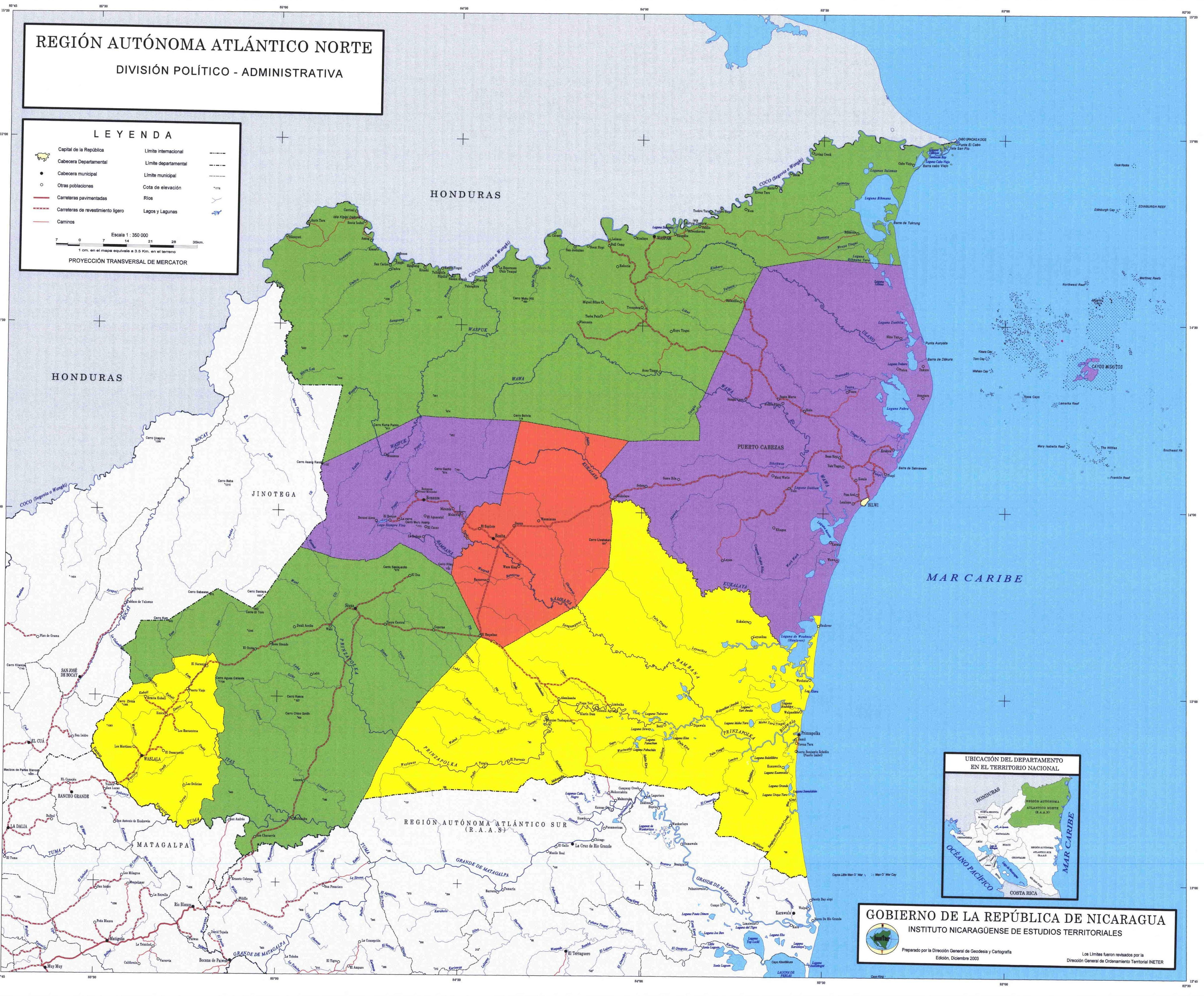 a thematic map of united states pictures html with 5224 Region Autonoma Del Atlantico Norte Administrative Political Map Nicaragua on Concord Map besides Thematic data also Lgbt Rights additionally Physical Map Of Kentucky besides 9757 providence Topographic City Map Rhode Island United States.